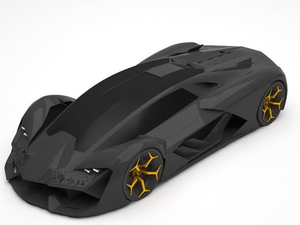 Lamborghini - 3DOcean Item for Sale