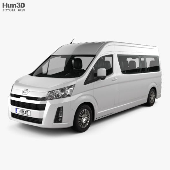 Toyota Hiace Passenger Van L2H2 GL 2019