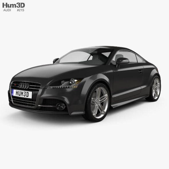 Audi TT S coupe 2010 - 3DOcean Item for Sale