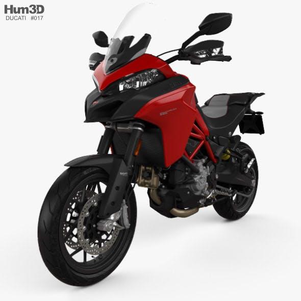 Ducati Multistrada 950 2019 - 3DOcean Item for Sale
