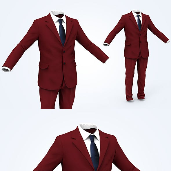 Business Suit Man