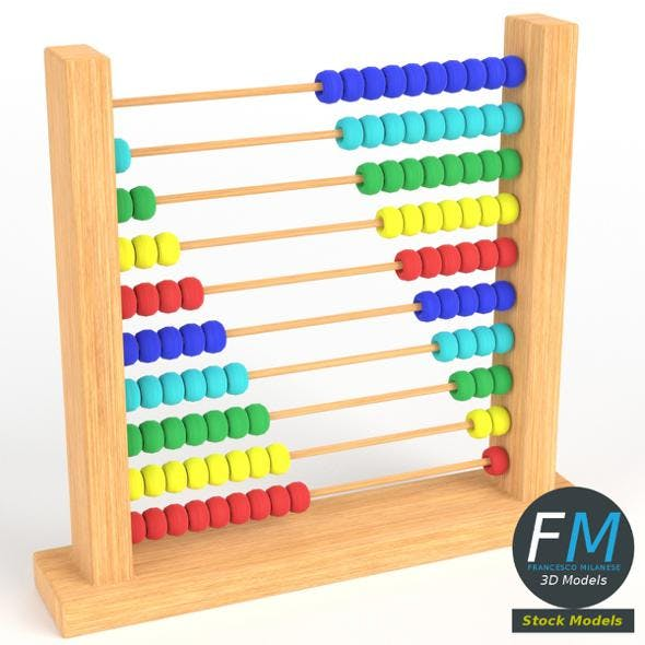 Abacus toy
