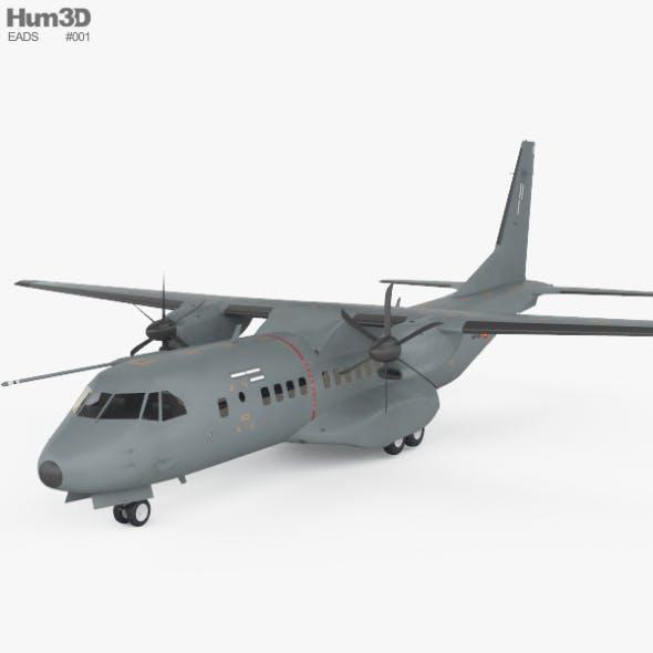 EADS CASA C-295 - 3DOcean Item for Sale