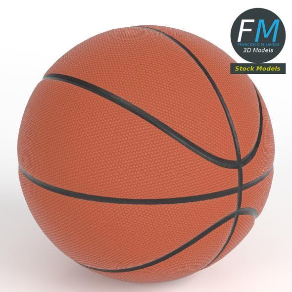 Basketball ball - 3DOcean Item for Sale