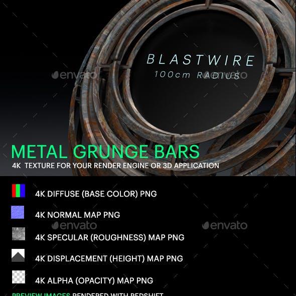Metal Grunge Bars
