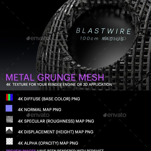 Metal Grunge Mesh
