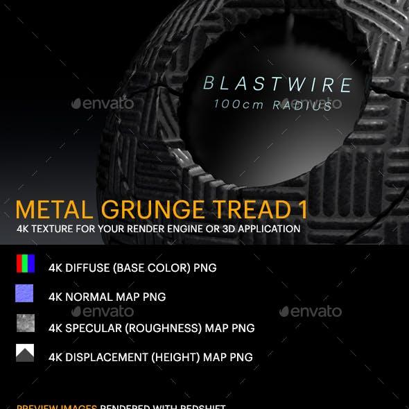 Metal Grunge Tread 1
