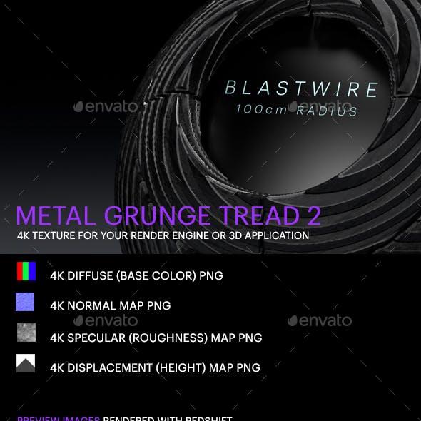 Metal Grunge Tread 2