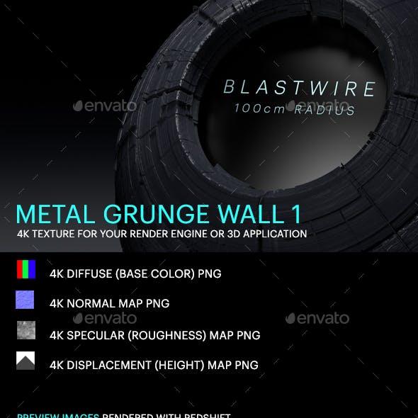 Metal Grunge Wall 1