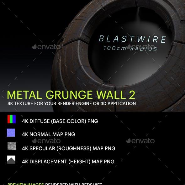 Metal Grunge Wall 2