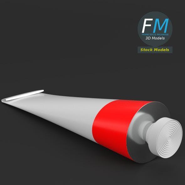 Paint tube - 3DOcean Item for Sale
