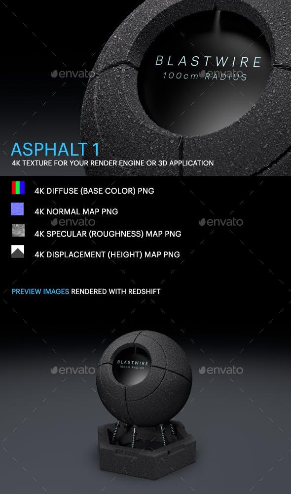 Asphalt 1 - 3DOcean Item for Sale