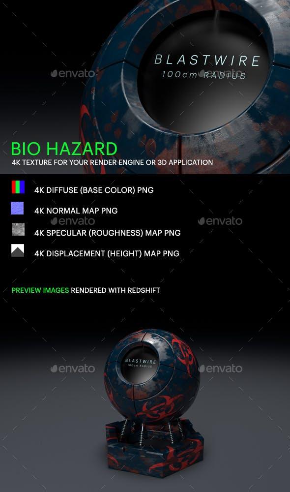 Bio Hazard - 3DOcean Item for Sale