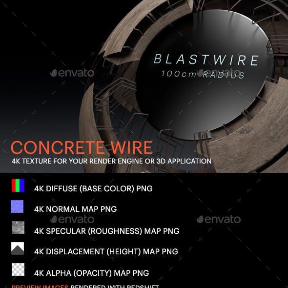 Concrete Wire