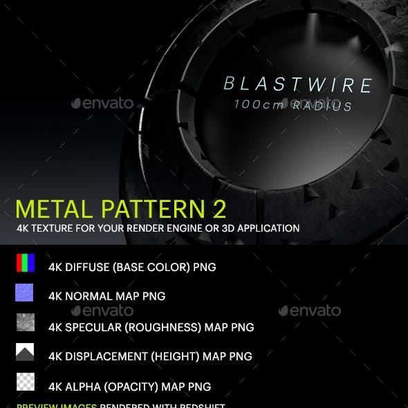 Metal Pattern 2