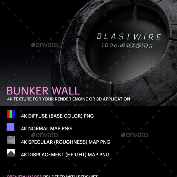 Bunker Wall