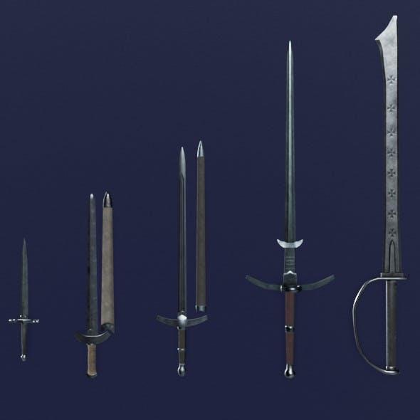 Steel Arms Pack