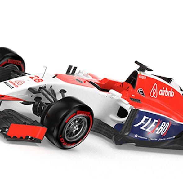 Marussia MR03 B