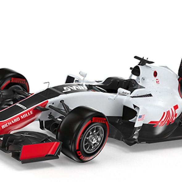Haas 2016 F1
