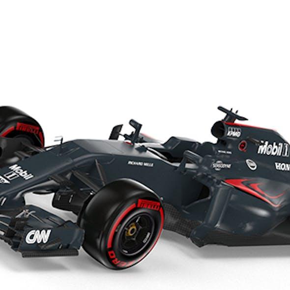 McLaren 2016 F1