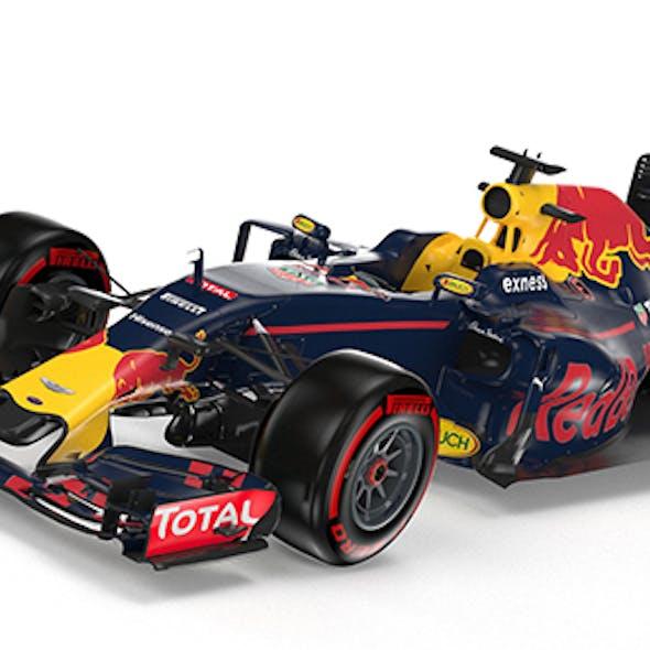 RedBull 2016 F1