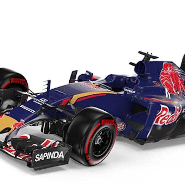 Toro Rosso 2016 F1