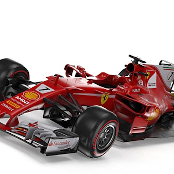 Ferrari SF-70H