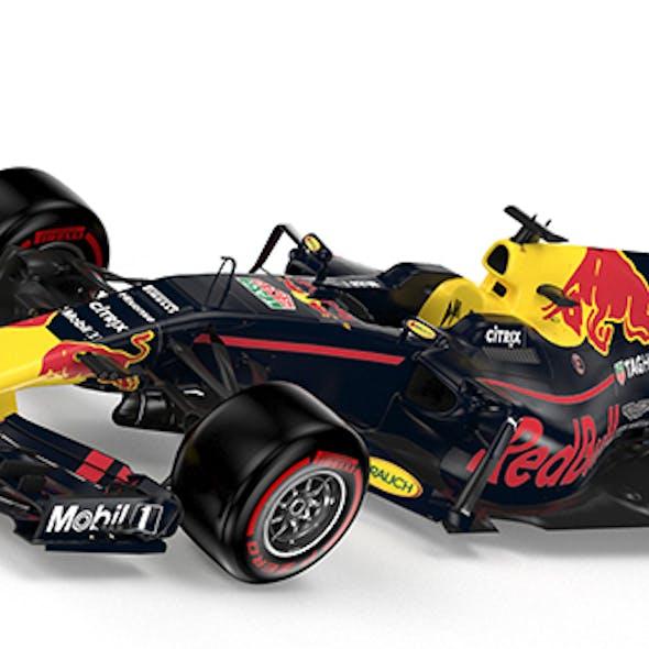 RedBull 2017 F1