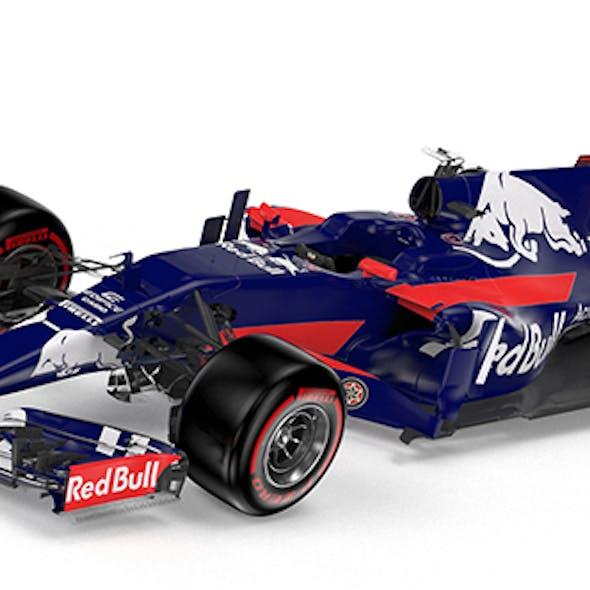 Toro Rosso 2017 F1