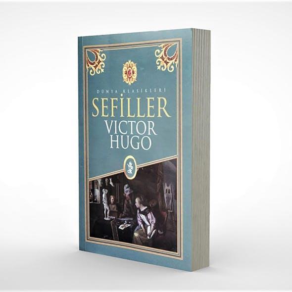 Les Miserables By Victor Hugo Book - 3DOcean Item for Sale