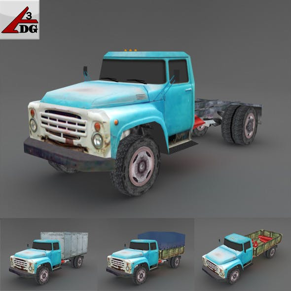 ZIL - 3DOcean Item for Sale