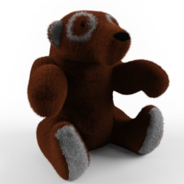 soft toy - 3DOcean Item for Sale