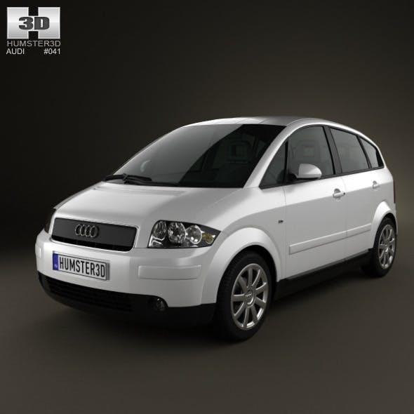 Audi A2 2005