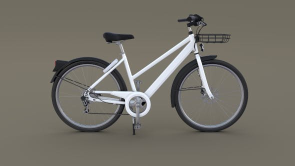 Generic Bicycle - 3DOcean Item for Sale
