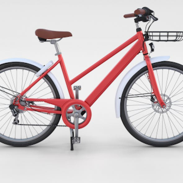 Generic Bicycle Red