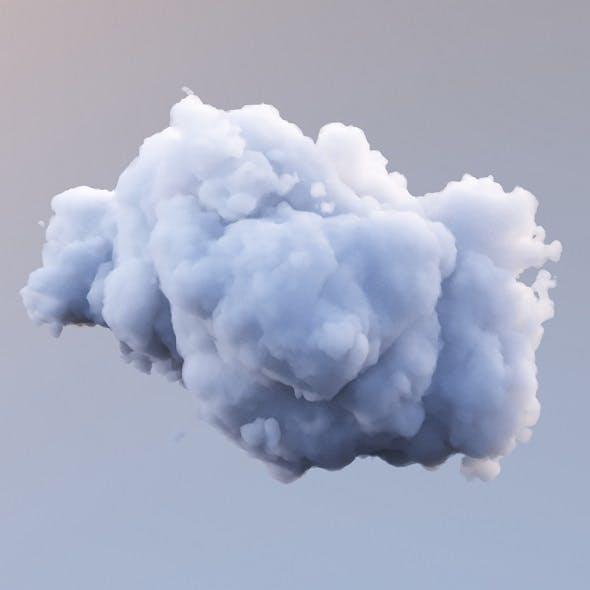 Polygon Cloud 8