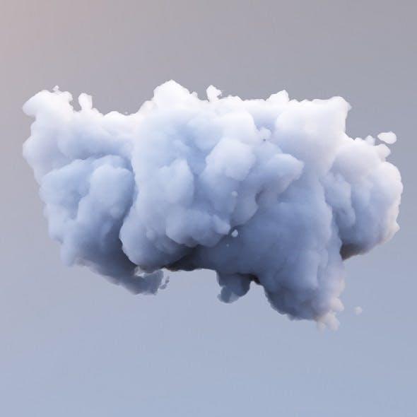 Polygon Cloud 9 - 3DOcean Item for Sale