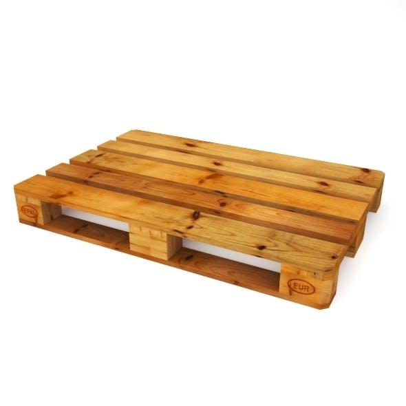 Wood Pallet - 3DOcean Item for Sale