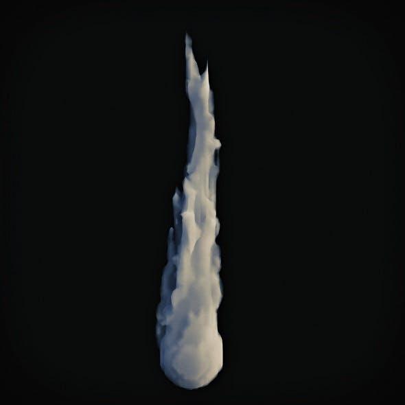 Smoke 1 - 3DOcean Item for Sale