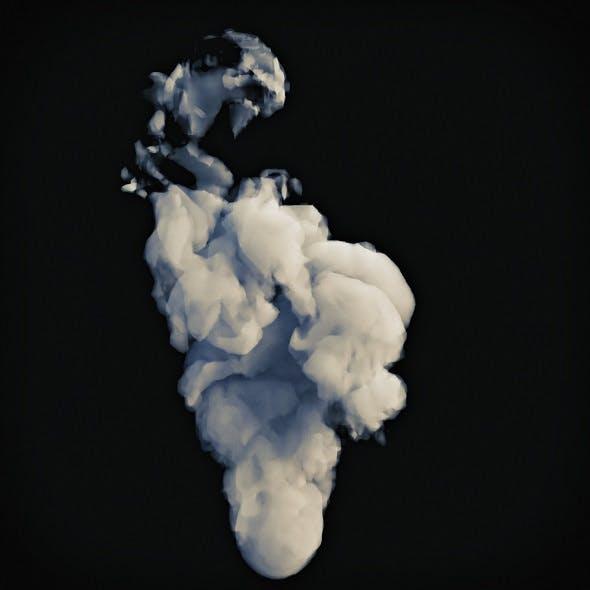 Smoke 3 - 3DOcean Item for Sale