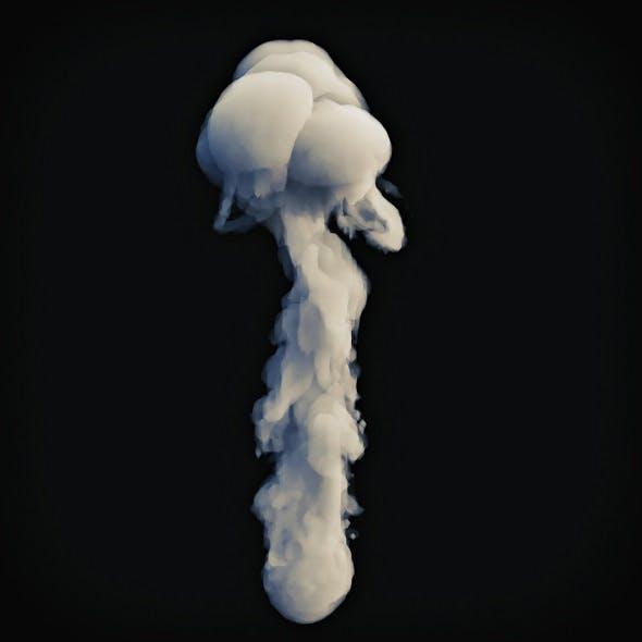 Smoke 4 - 3DOcean Item for Sale