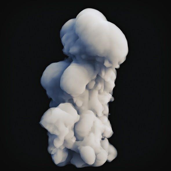 Smoke 7 - 3DOcean Item for Sale