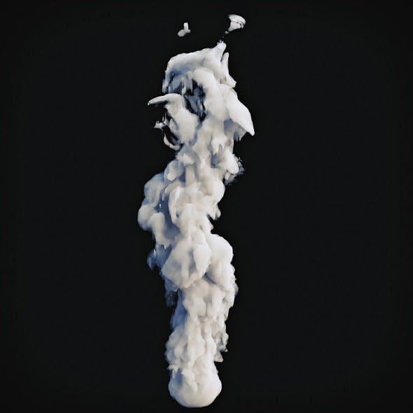 Smoke 10 - 3DOcean Item for Sale