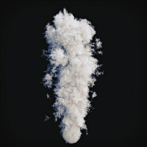 Smoke 13 - 3DOcean Item for Sale