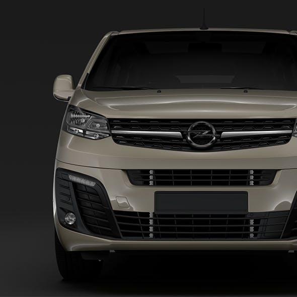 Opel Zafira Life L1 2019