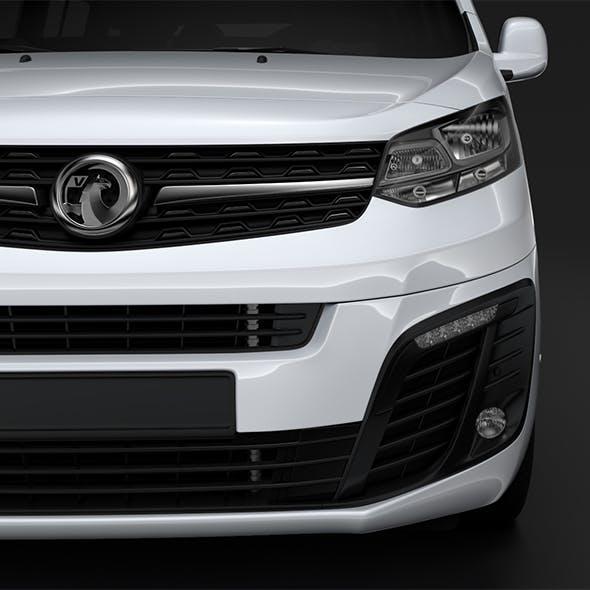 Vauxhall Zafira Life L1 2019