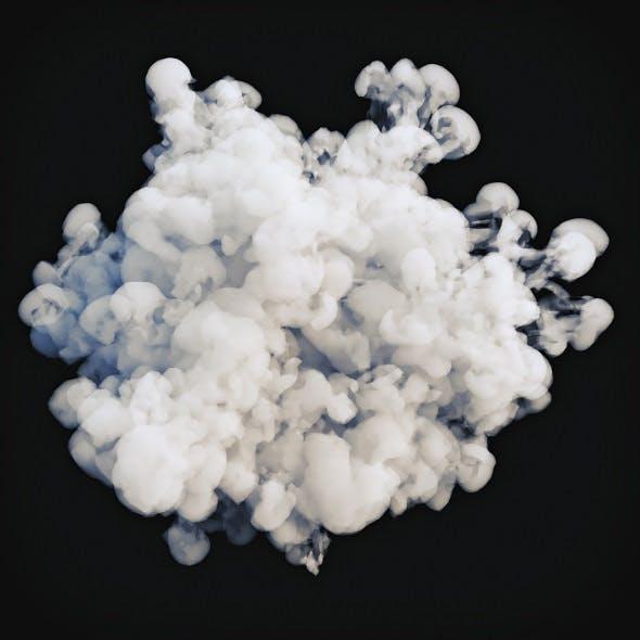 Smoke 17 - 3DOcean Item for Sale