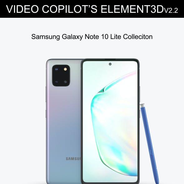 Element3D - Samsung Galaxy Note 10 Lite