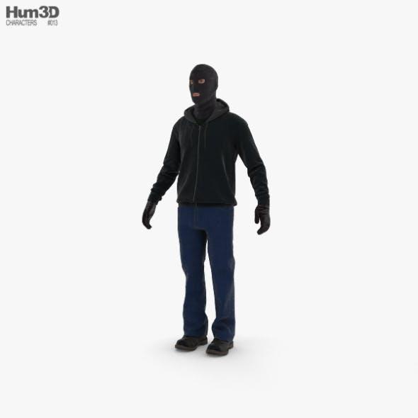 Robber - 3DOcean Item for Sale
