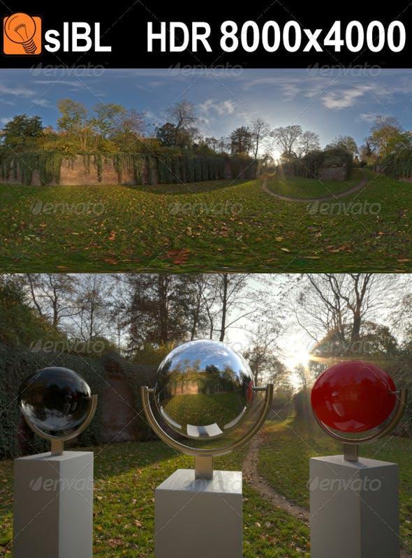 sIBL Brick Wall HDR Panorama - 3DOcean Item for Sale